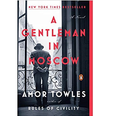 A Gentleman in Moscow by Amor Towles ePub Download