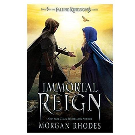 Immortal Reign by Morgan Rhodes ePub