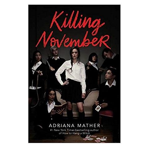 Killing November by Adriana Mather ePub Download