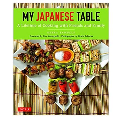 My Japanese Table by Debra Samuels-epu