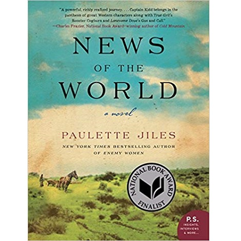 News of the World by Paulette Jiles ePub Download
