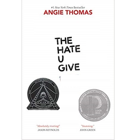 The Hate U Give by Angie Thomas epub