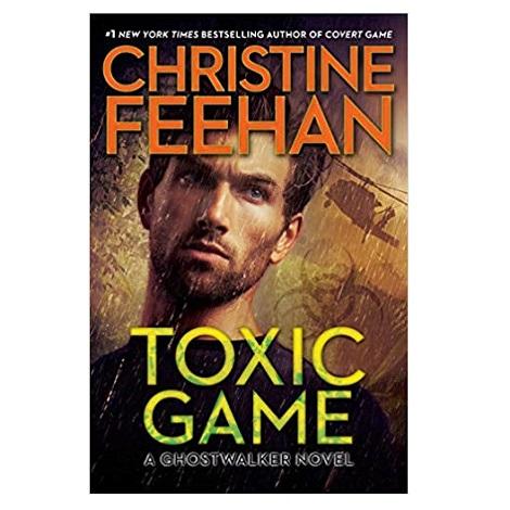 Toxic Game by Feehan Christine