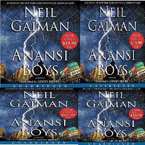 Anansi Boys by Lenny Henry
