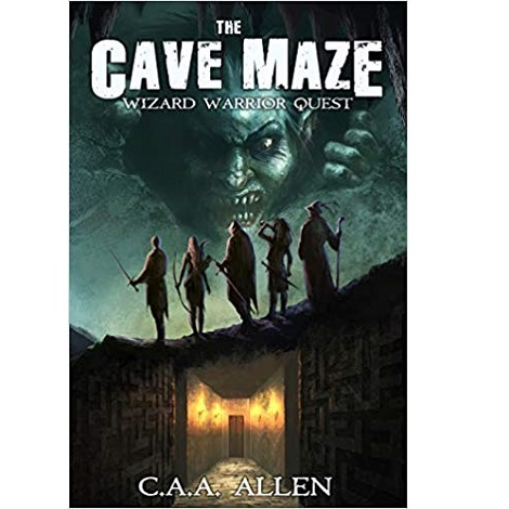 The Cave Maze by C.A.A. Allen