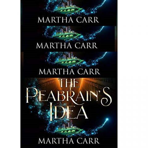 The Peabrain's Idea by Martha Carr