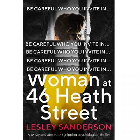 The Woman at 46 Heath Street by Lesley Sanderson