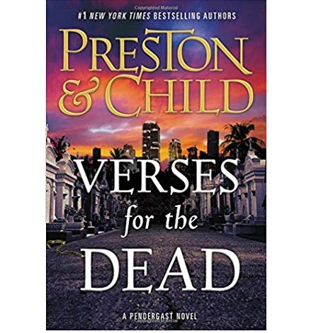 Verses for the Dead by Douglas Preston