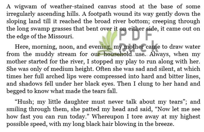 American Indian Stories by Zitkala-Sa epub
