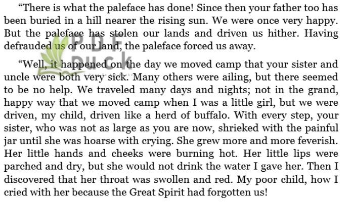 American Indian Stories by Zitkala-Sa pdf