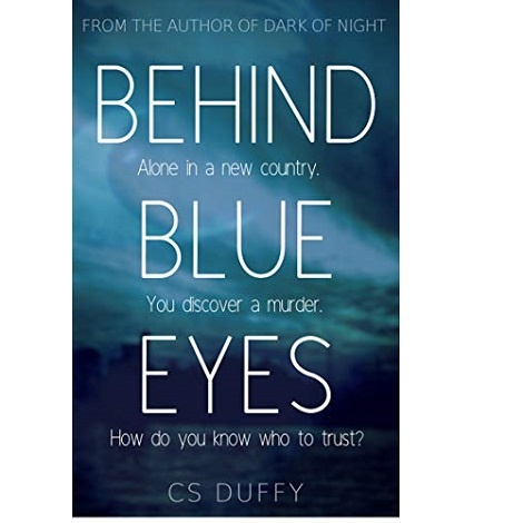 Behind Blue Eyes by CS Duffy