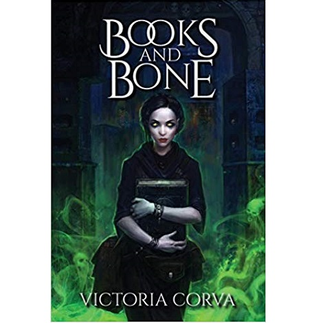 Books & Bone by Victoria Corva