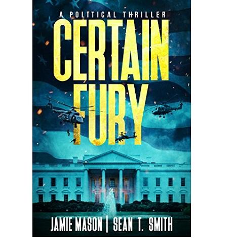 Certain Fury by Jamie Mason