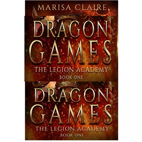 Dragon Games by Marisa Claire