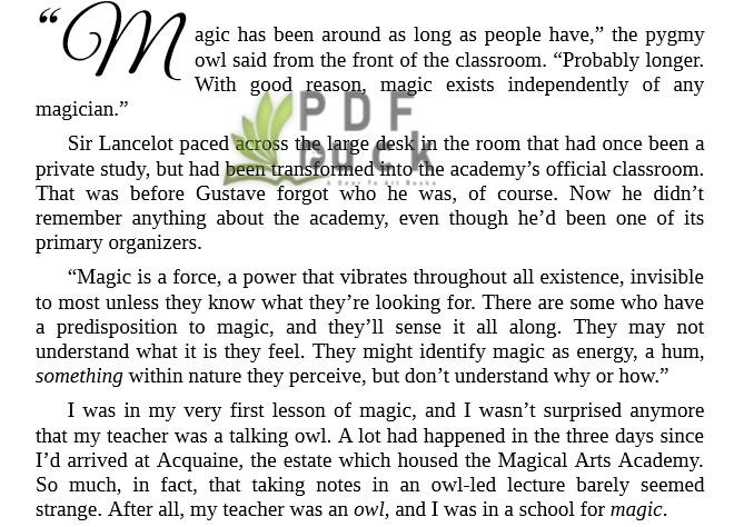 Magical Arts Academy Omnibus 2 by Lucia Ashta epub
