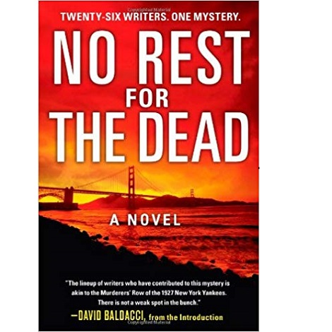 No Rest for the Dead by Sandra Brown