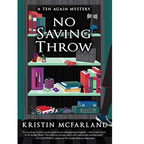No Saving Throw by Kristin McFarland