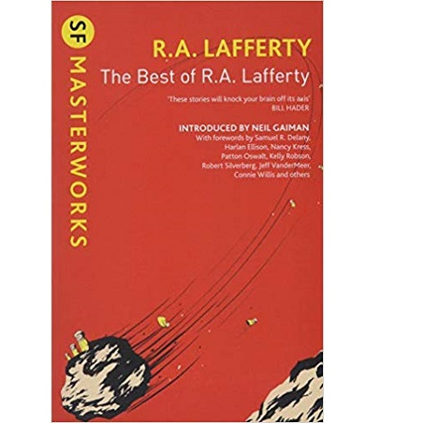 The Best of R.A. Lafferty by R.A. Lafferty