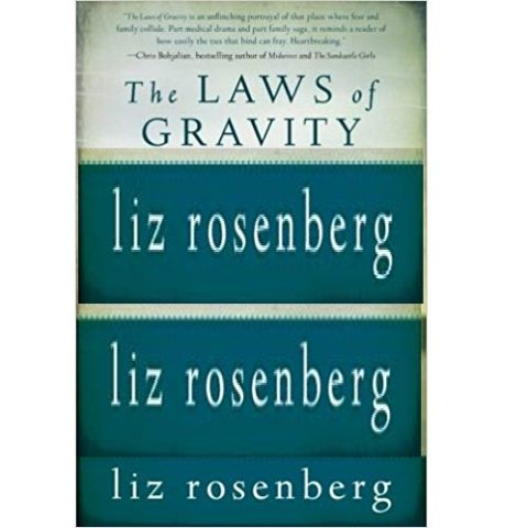 The Laws of Gravity by Liz Rosenberg