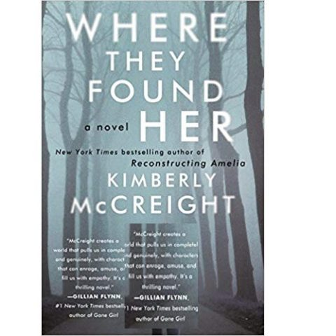 Where They Found Her by Kimberly McCreight