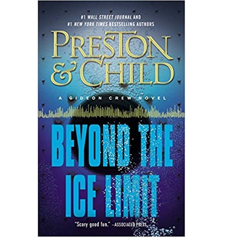 Beyond the Ice Limit by Douglas Preston