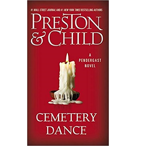 Cemetery Dance by Douglas Preston