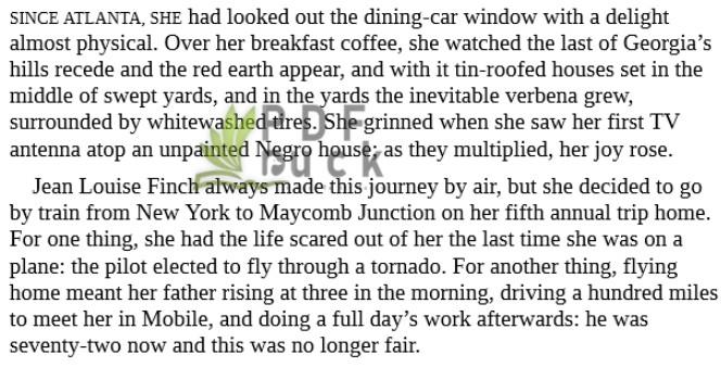 Go Set a Watchman by Harper Lee epub