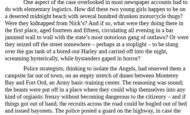 Hell's Angels by Hunter S. Thompson pdf