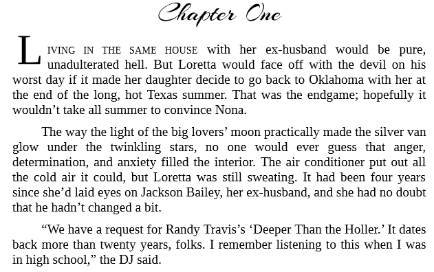 Long, Hot Texas Summer by Carolyn Brown epub