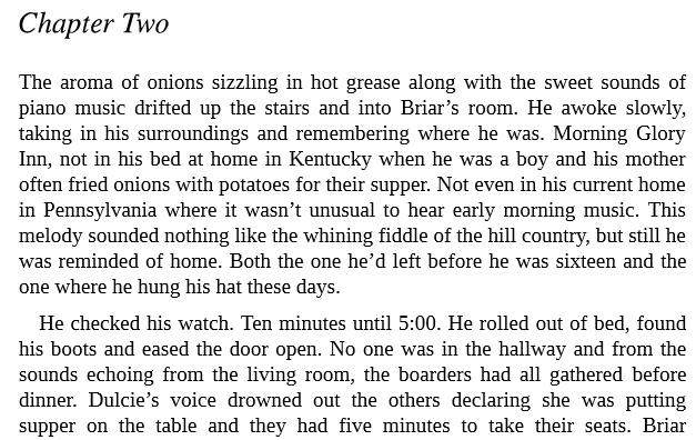 Morning Glory by Carolyn Brown pdf