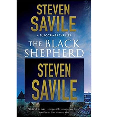 The Black Shepherd by Steven Savile