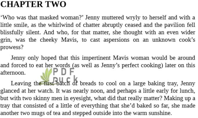 The Teatime Mystery by Faith Martin pdf