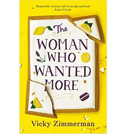 The Woman Who Wanted More by Vicky Zimmerman