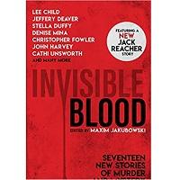 Invisible Blood by Maxim Jakubowski