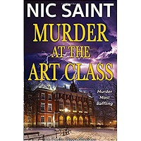 Murder at the Art Class by Nic Saint