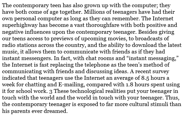 The 5 Love Languages of Teenagers by Gary Chapman epub