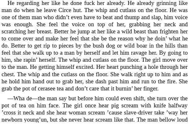 The Book of Night Women by Marlon James pdf