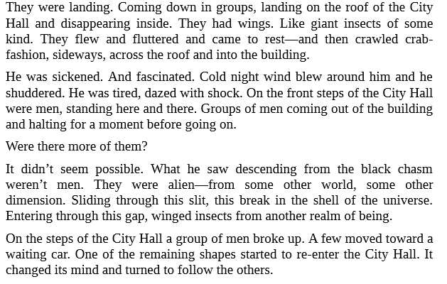 The Hanging Stranger by Philip K. Dick epub