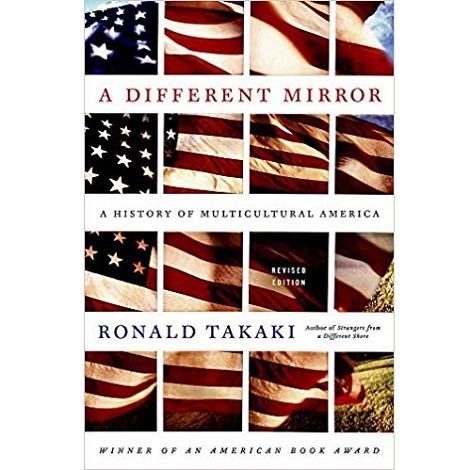 A Different Mirror by Ronald Takaki