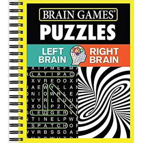 Brain Games by Publications International Ltd