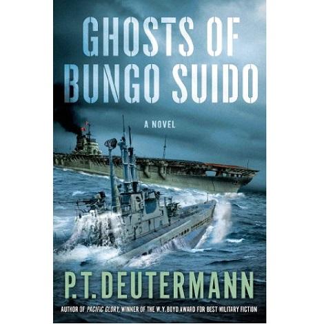 Ghosts of Bungo Suidon by P. T. Deutermann