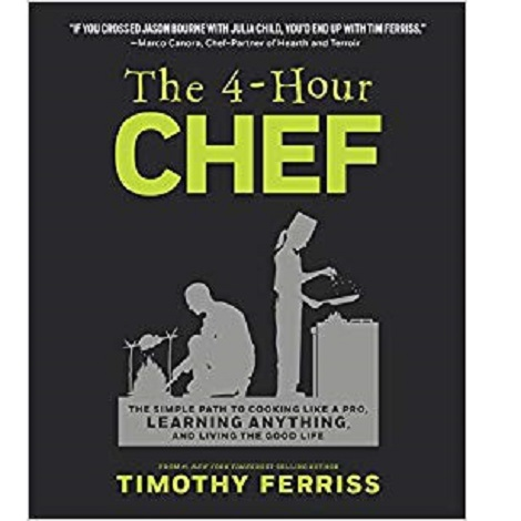 The 4-Hour Chef by Timothy Ferriss