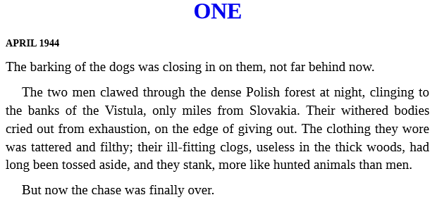 The One Man by Andrew Gross epub
