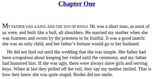 The Song of Achilles by Madeline Miller epub