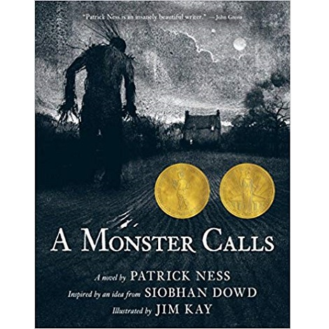 a monster calls epub free download