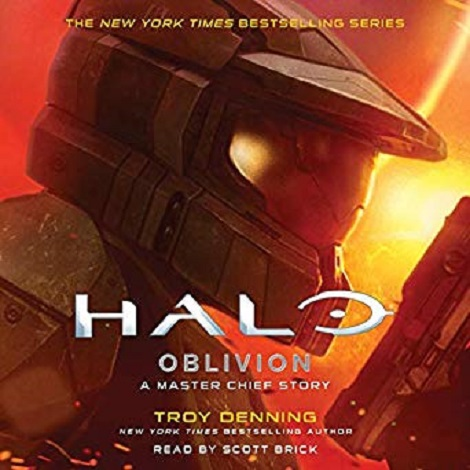 Halo Oblivion by Troy Denning