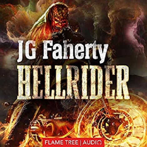 Hellrider by JG Faherty