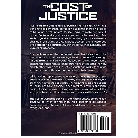 The Cost of Justice by Nova Drake