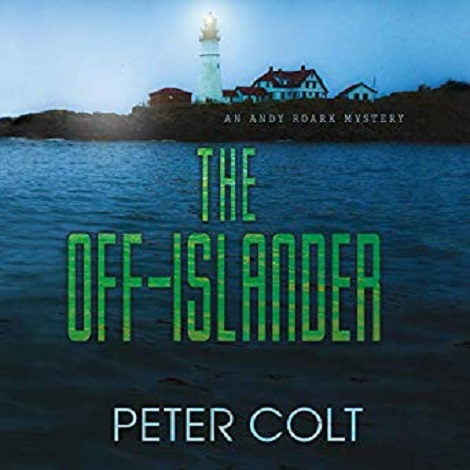 The Off-Islander by Peter Colt