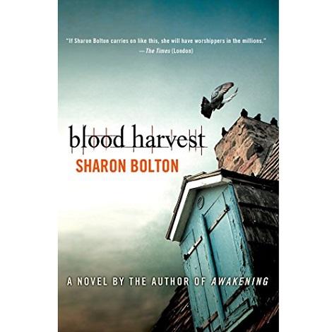 Blood Harvest by S.J. Bolton